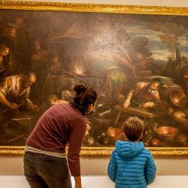 Artoo ai Musei Reali di Torino e Genova